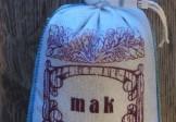 Mak modrý, ručný zber 1 kg – pestovaný v ekologickom režime